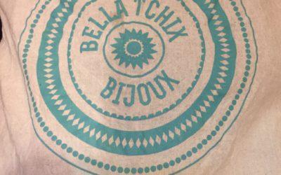 Les sacs publicitaires en toile de Bellatchix bijoux: Bel exemple d'une démarche .corsica exemplaire