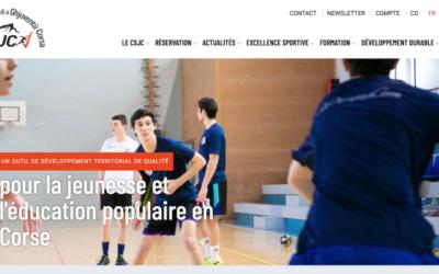 Le Centre du Sport et de la Jeunesse Corse est en .corsica