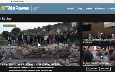 L'information en Corse se diffuse en .CORSICA