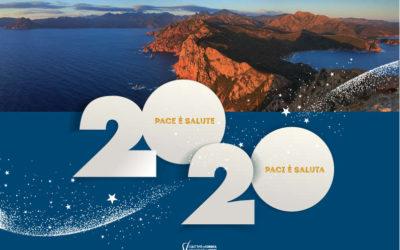 Pace è Salute per u 2020 !
