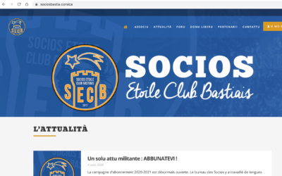 Le sport en Corse se vit en .CORSICA